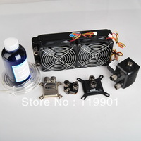 SCGB20  Syscooling water cooling kit for CPU,GPU/VGA ,North Bridge copper block