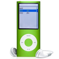 Singpore post 16GB 4TH MP3 MP4 Players FM Radio/Ebook Reader 9 colors for choose Free shipping