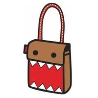 Cartoons bag 3d stereo top bag shoulder bag handbag general bags