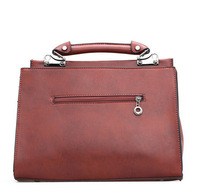 BK232 The new type restoring ancient ways High Quality PU striped Messenger Bags Women Handbag