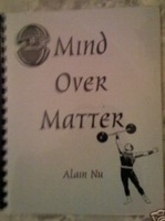 Alain Nu - Mind Over Matter , only magic video,no gimmick,fast delivery, magic trick free shipping