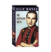 Guy Bavli - The Mentalism Video   , only magic video,no gimmick,fast delivery, magic trick free shipping