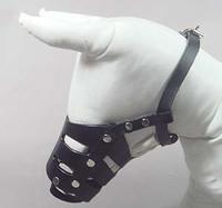Dog accessories pet supplies dog accessories pet muzzle dog muzzle black sets