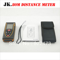 D016 80m laser distance meter laser rangefinder accuracy 2mm Maximum measuring distance 80m