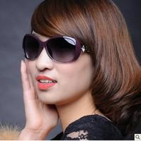 Women's fashion polarized sunglasses polarized sunglasses gradient Women female sunglasses