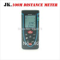 D018 100m laser distance meter laser rangefinder accuracy 2mm Maximum measuring distance 100m