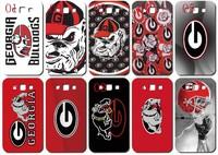 Free shipping!!!new skin design georgia bulldogs i9300 case hard back cover for samsung I9300 Galaxy SIII 10PCS/lot