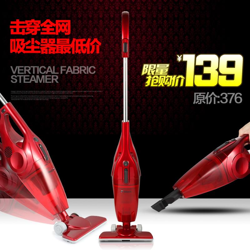 Deerma delmar dx116c mini silent small push rod vacuum cleaner household(China (Mainland))