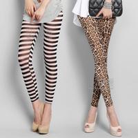 Free Shipping  net yarn nine minutes of pants leggings 0002