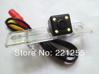 Opel Zafira Hd 170 - degree Angle ccd+led car Waterproof camera Free shipping