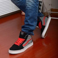free shipping 2013 designer shoes fashion flat heel shoes sneaker men casual shoes sport men skateboarding shoes canvas