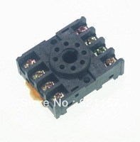 100PCS 8-Pin PF083A Relay Base Socket