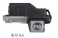 wholesale!Car Reverse Camera for VW, Car Rearview Parking waterproof night vision camera