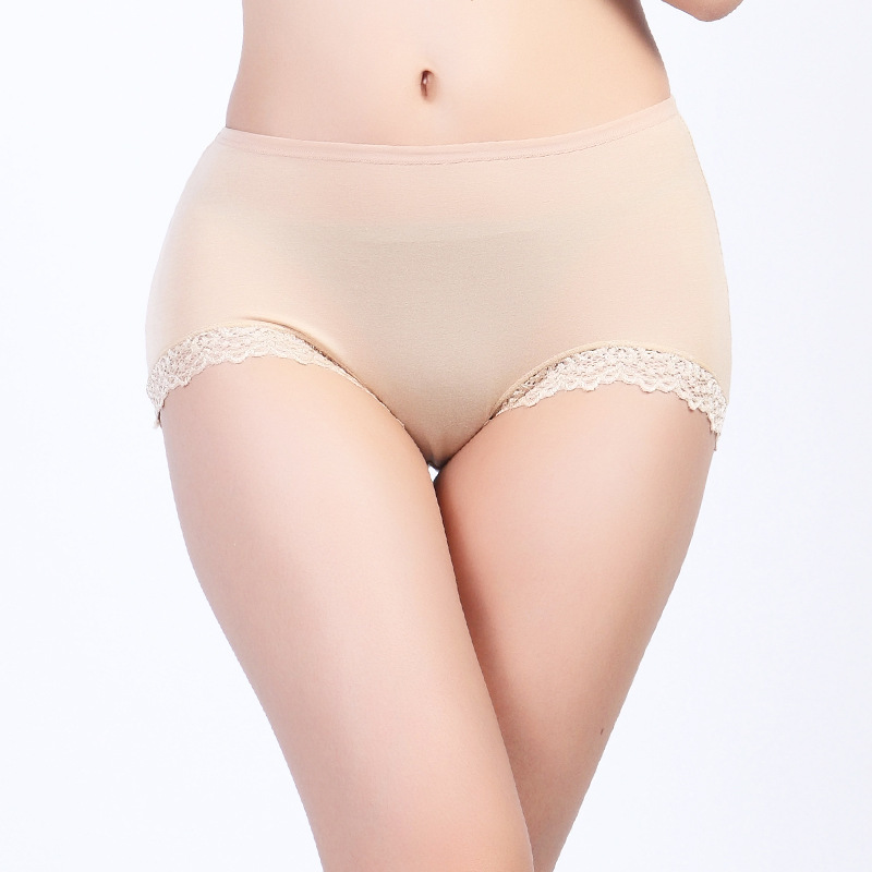 Average women in panties