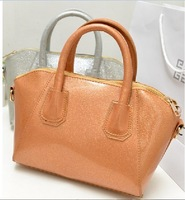 Top Designer  High Quality 2013 Gold Chain Bag Women Handbag Leather Bags With Newest Style Free Shipping