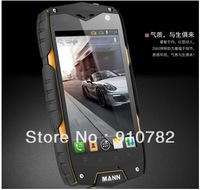 rugged phone  Mann ZUG3 A18 gps  IP68   Qualcomm Dual  core andriod 4.0 3g rugged phone 1.2Gzh 512m ram 4gb rom