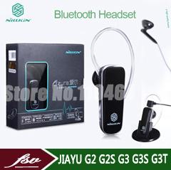 Nillkin Universal Wireless Mobile Bluetooth headset for JIAYU G2 G2S G2F G3 G3S G3T G4 G4C G4T G5 Earphone Headphones +Free Ship(China (Mainland))