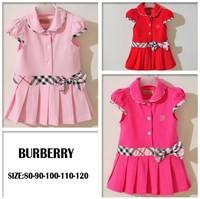 New Hot Girls Dress Children Fit 1-5Yrs Children Dresses Girls Princess Baby Girls Dress Baby Clothing Free Shipping Retail