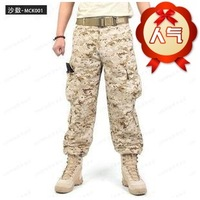 Camouflage pants summer casual overalls for training pants male Camouflage pants Camouflage pants