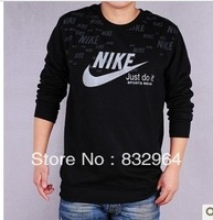 2013 new Korean version of casual men's cotton pullover sweater sports free shipping