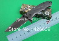 2013 new STRIDER 313B Full Steel Folding Knife 3Cr13 Blade Camping Knife  Free Shipping