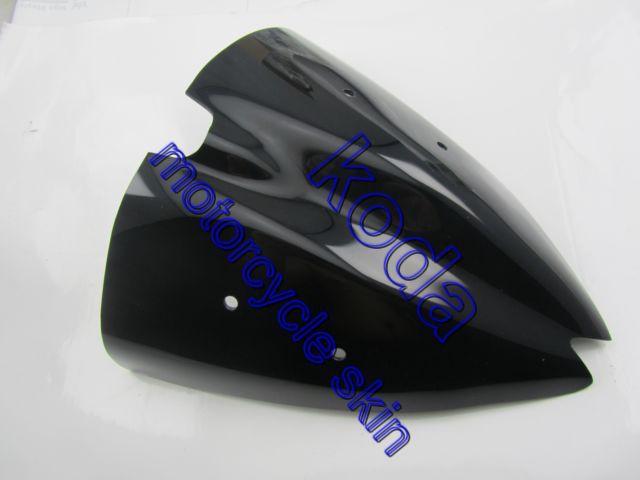 FreeShipping Kawasaki Z1000 2007 2008 2009 Windscreen Windshield goggles carinthian(China (Mainland))