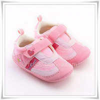 Baby shoes spring and autumn soft outsole baby shoes toddler shoes cotton-made shoes infant shoes