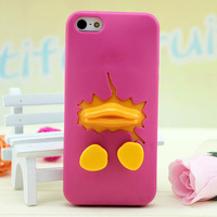 PC+TPU Phone case Donald Duck Design Cover Case for iphone 5, Best for iphone 5s Case, New Look one pieces