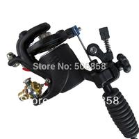 Rotary Tattoo Machine Gun Swashdrive Gen 8 Dragonfly Style 10 Watt Strong Motor black
