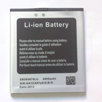 Original Fieteng H9500 H9500+ 2600mah Battery