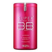 free shipping 2013 New Hot pink super Plus Whitening BB Cream sunscreen makeup SPF25 PA++ 40g
