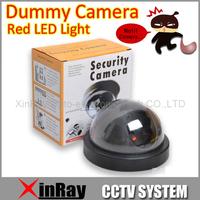 Emulational Fake Decoy Dummy Dome Camera With Bliking LED IR Fake CCTV Camera Outdoor Waterproof Emulational Camera SPF2
