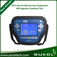 2014 New Arrivals MVP Key Pro M8 Auto Key Programmer M8 Diagnosis Locksmith Tool MVP Pro M8 Key Programmer
