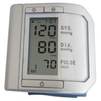 Free shipping Digital Blood Pressure Monitor RTBPCBOA-PF