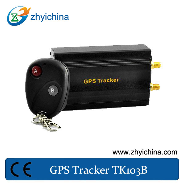 satelite tracking configure parameters by PC Auto Track over-speed alert gps car tracker TK103B-2 with SD Card and IMEI service(China (Mainland))