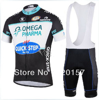 2014 new Men's  clothing jersey Bicycle bike wear Quick Dry Breathable Short Sleeve cycling top Jersey + Bib Shorts
