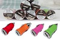 Car charger car cigarette lighter mini usb car charger usb universal mobile phone car charger