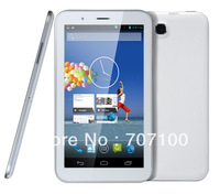 Hot Cheap 7''  Android Phone MTK6572 tablet 3G tablet Phone  512M 4GB GPS Tablet pc Support GSM / WCDMA sim card, Free shipping!