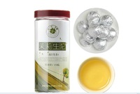 new year gift packing150g super loose Pu'er tea Acura raw pure  tea health tea for free shipping