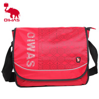 free shipping OIWAS fashion casual woman's shoulder bag messenger bag school style