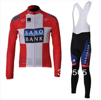 on sale! New bank bike Team cycling Jersey BIB long sleeve Winter Thermal Fleece shrink resistant  bicycle clothing set for man