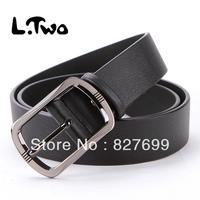 Free Shipping,Men's Belt ,Fashion Faux Leather Premium S Shape Metal Mens strap man Ceinture Buckle Belt men's belt 05241#