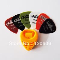 Free shipping 6Pcs/lot Alice picks box guitar picks storage paddles