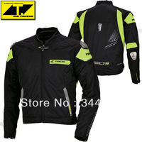 Free shipping RS Taichi RSJJ12 Net cloth titanium alloy overalls motorcycle clothing in summer