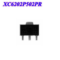 Free Shipping  100pcs/lot    XC6202P502PR   XC6202P502   TOREX   SOT-89   IC