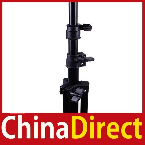 "[ChinaDirect] 195cm 64"" Light Stand For Photo Video Studio Lighting Flash Umbrella Bracket Save up to 50%(China (Mainland))"