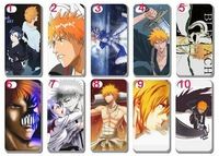 new DARK BLEACH ICHIGO case hard back cover for iphone 4 4s 4g 10PCS/lot+free shipping