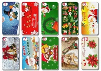 hard back cover case for iphone 4 4S 4G Christmas Gift,10PCS/lot+ free shipping