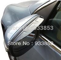 Hyundai Verna I30 IX35  elantra santafe accessories Car Rain Eyebrow Rearview mirror rain