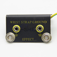 ESD Ground Block Under Bench Common Point for Anti Static Armband Wrist Strap Free Shipping